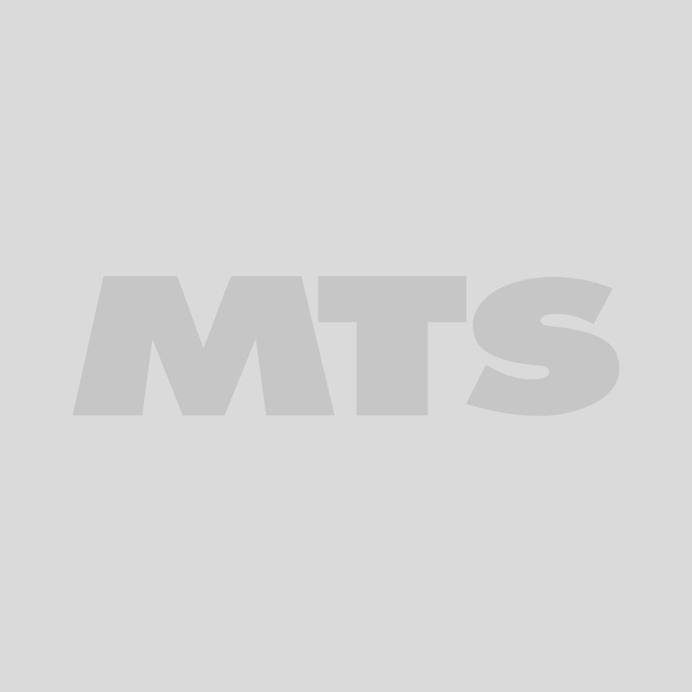 Electro Macho Recto 2p+t 10a-250v Blanco